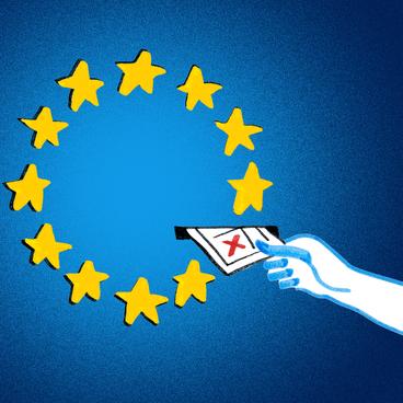 Brexit Editorial Illustrations