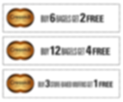 Cresskill Bagel Cafe FREE bagels coupon