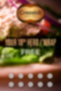 Cresskill Bagel Cafe FREE Wrap coupon