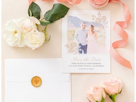 Wedding Planning: Wedding Save the Dates
