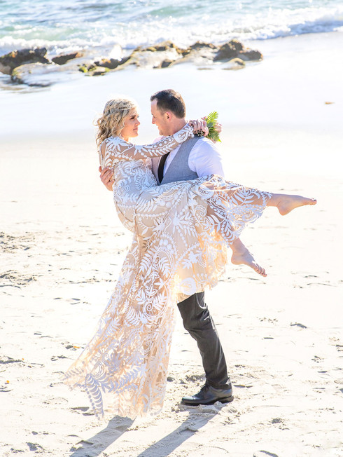 Wedding Photography at Windansea San