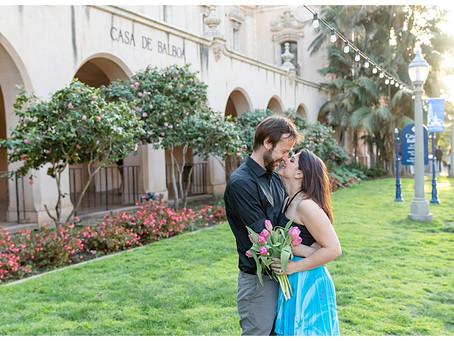 Rachel and Darren Engagement