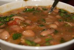 Frijoles Charros, Charro Beans