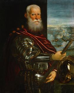 Sebastiano Venier Portrait