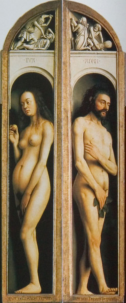 Ghent Altarpiece (detail)