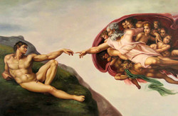 The Creation of Adam: Sistine Chapel