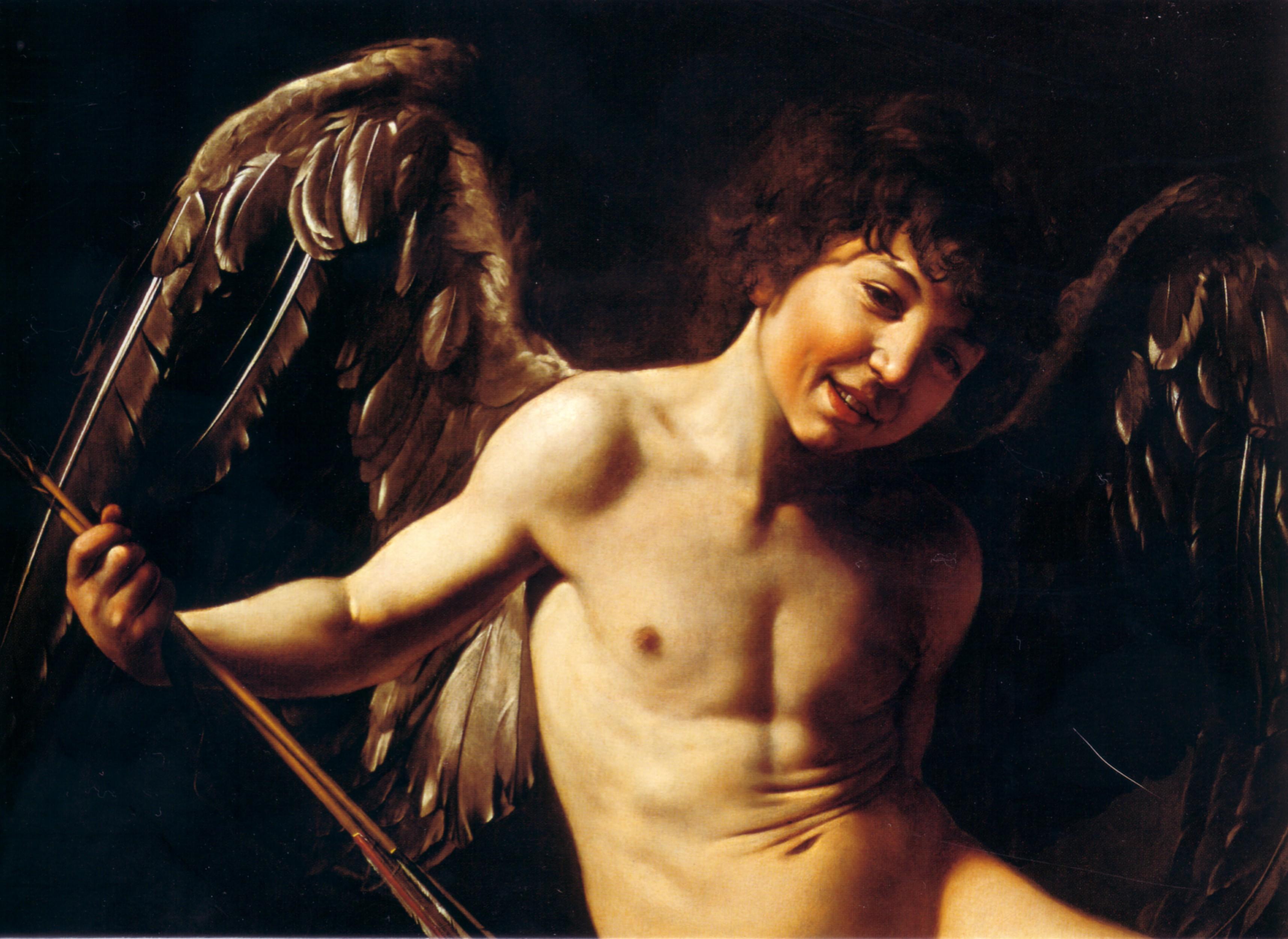 Amor Vincit Omnia - Cupid