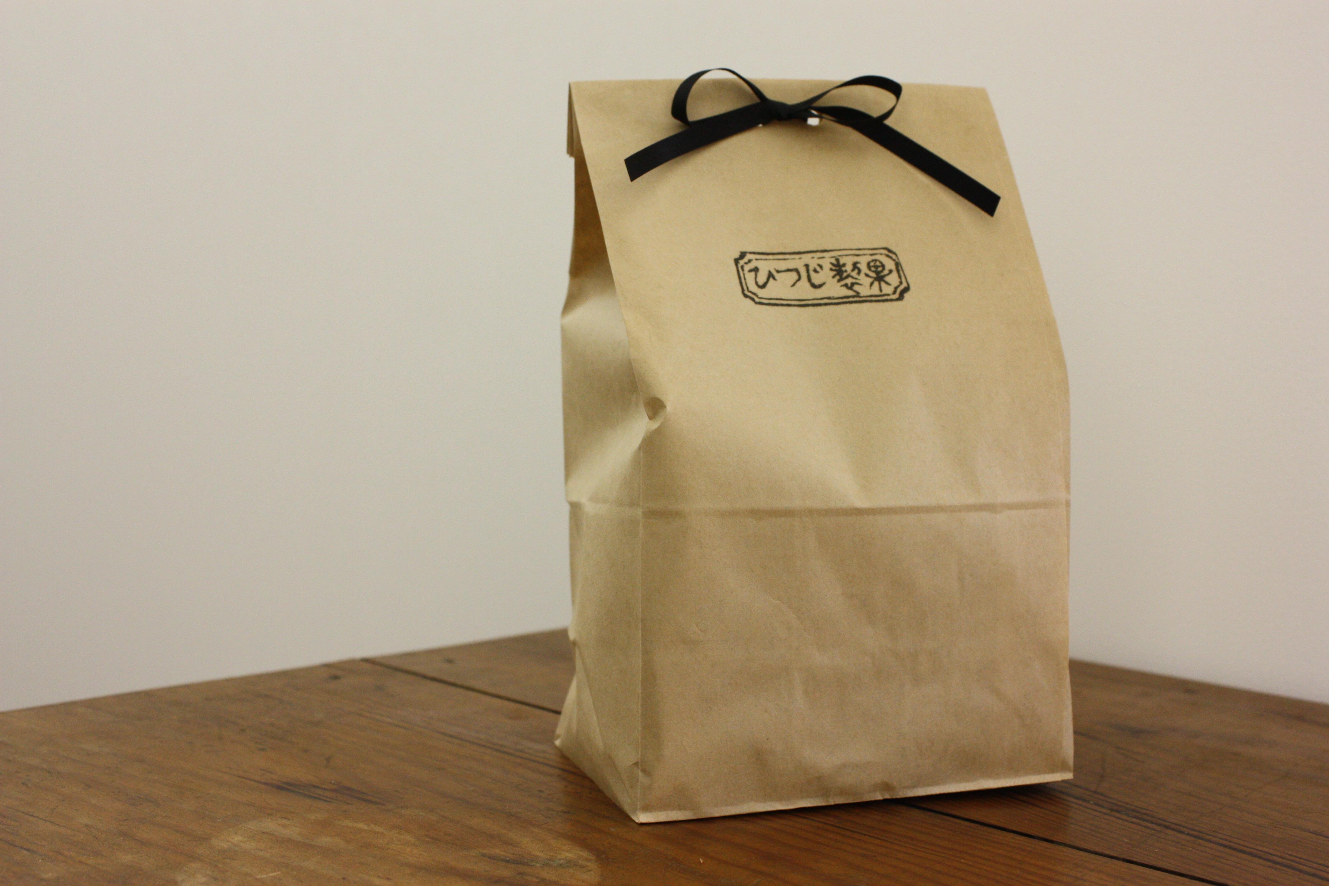 焼菓子紙袋包装
