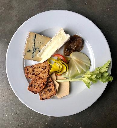 Folk at Home cheese board