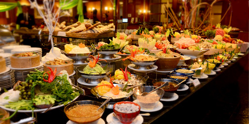 Eat All You Can Buffet Food Hacks Supremedeals