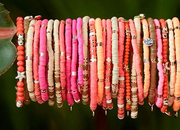 Biba Armband kleine Plättchen