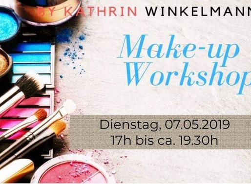 Zuii Organic - Make-up Workshop