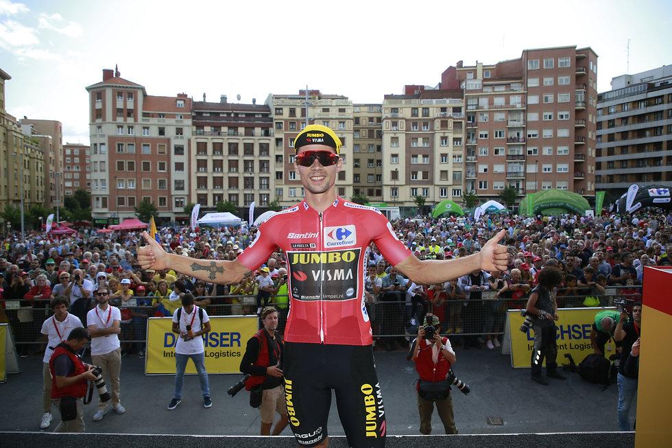 Primoz Roglič - Winner La Vuelta 2019