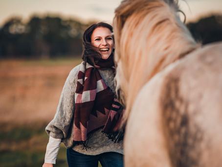 Wie Gefühle Pferde bewegen