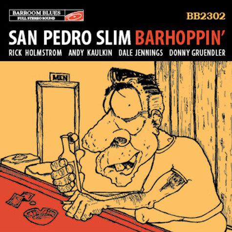 Barhoppin' CD