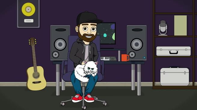 Introducing Cartoon Ryan Riback