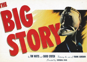 The Big Story - In conversation with Tim Watts