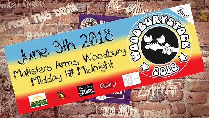 WoodBuryStock 2018 Animated Promo Video for Force Cancer