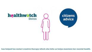 Healthwatch Devon Explainer Animation