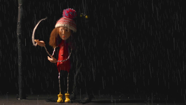 Look Behind You.... Stop-Motion Animation