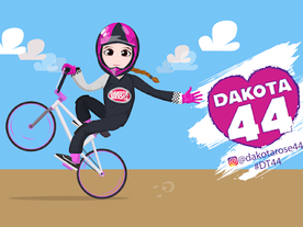 Dakota Tucker - UK BMX
