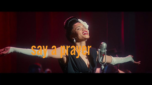Andra Day - Tigress & Tweed (Music from the Motion Picture The United States Vs. Billie Holiday) Official Lyric Video
