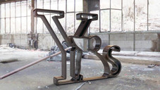 3D Iron Work