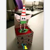 3D Animated AR Elf