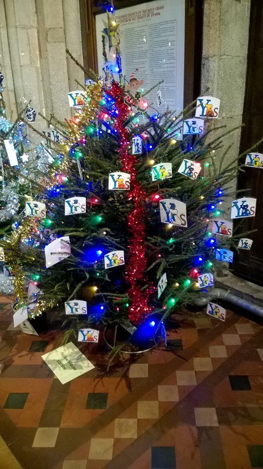 YMS Christmas Tree