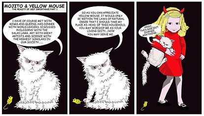 Mojito & Yellow Mouse