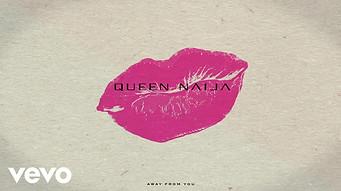 Queen Naija - Away From You Lyric Video