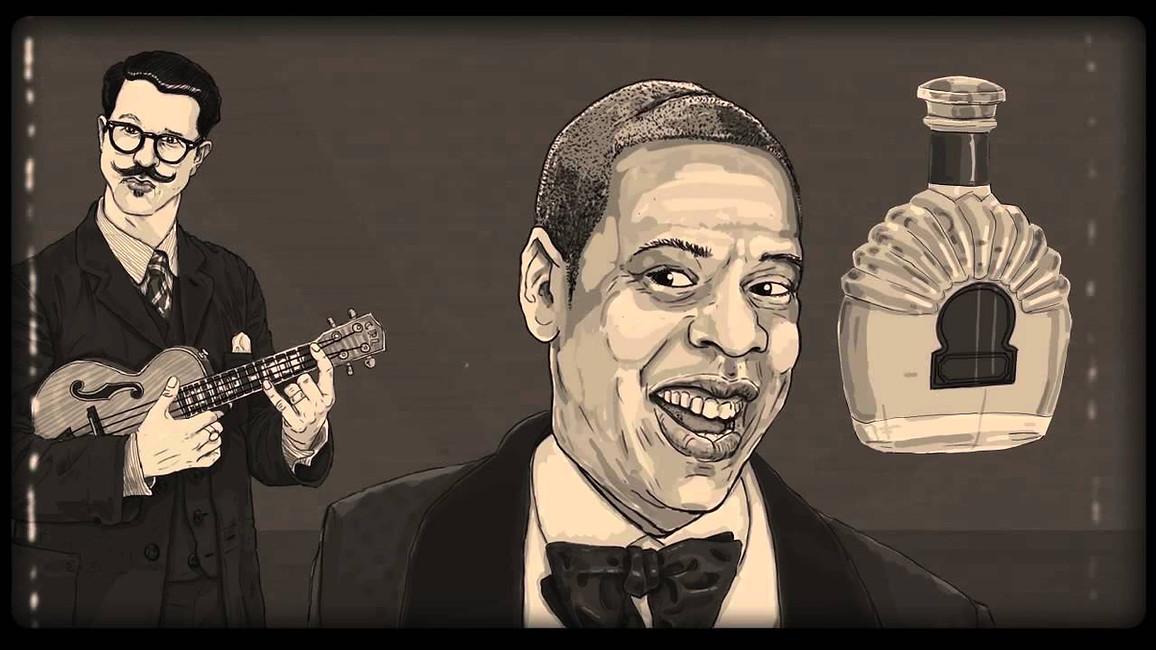 Mr B The Gentleman Rhymer 2D Animation