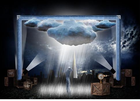Talisker Storm 3D Cloud