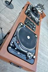 Régie DJ Le Bar à Vinyles Buzzprod