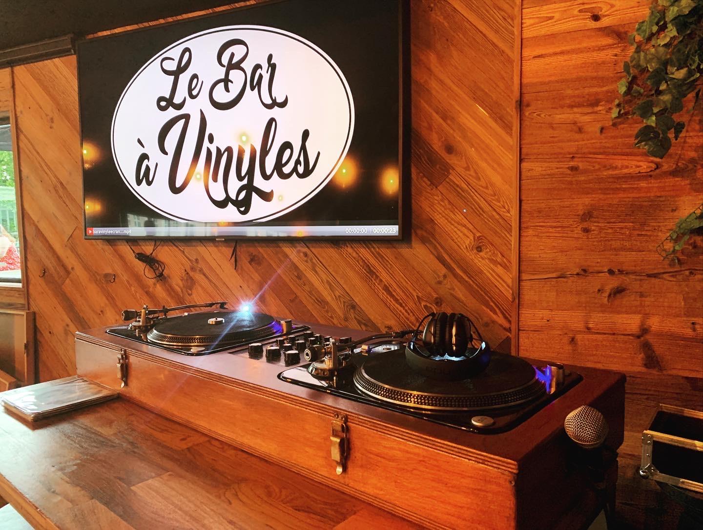 Le Bar à Vinyles pour votre cocktail