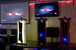Zik'n Buz le quiz musical pour les Bars