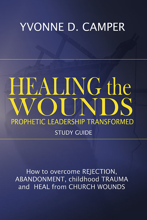HEALING THE WOUNDS STUDY GUIDE