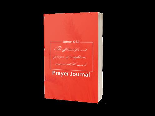 PRAYER JOURNAL; Building a Spiritual Legacy