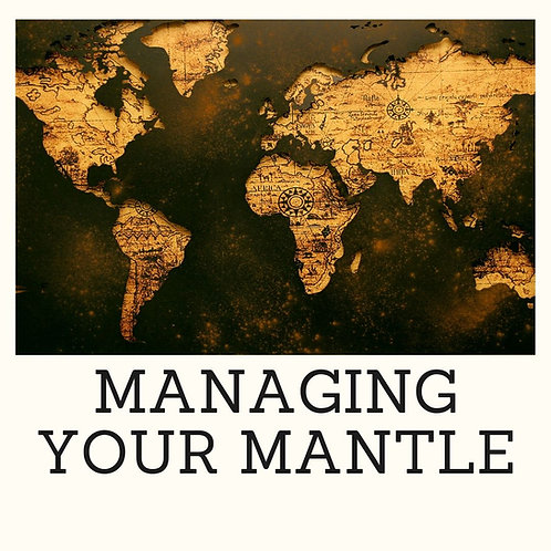 Managing Your Mantle Masterclass