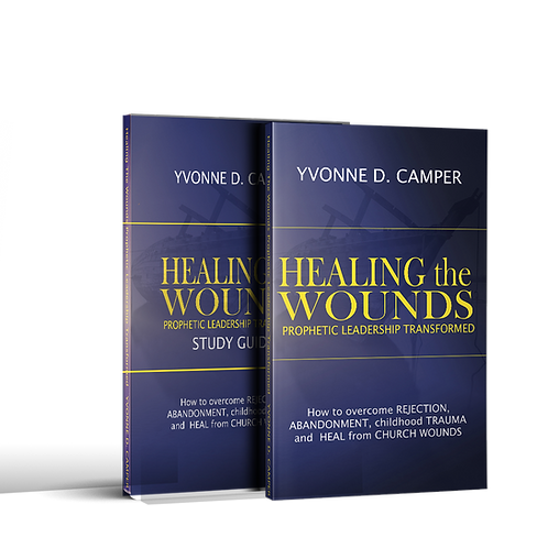 HEALING THE WOUNDS; Prophetic Leadership Transformed (Set)