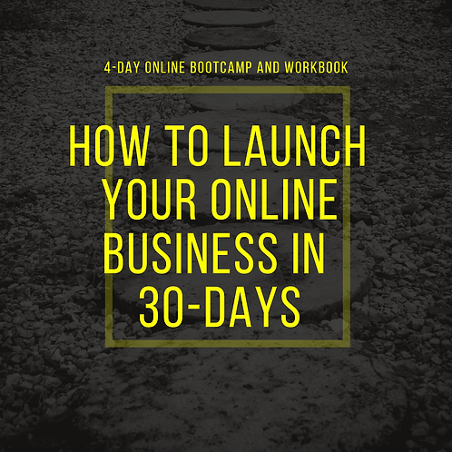 30 - Day Online Business Launch