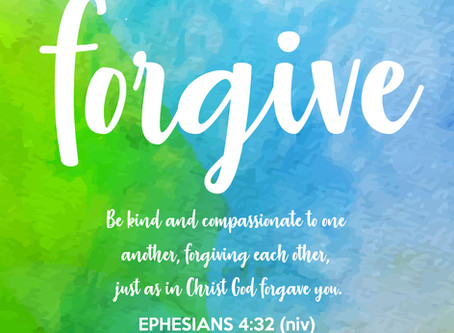 UNDERSTANDING FORGIVENESS: The power to overcome Satan's demonic assault