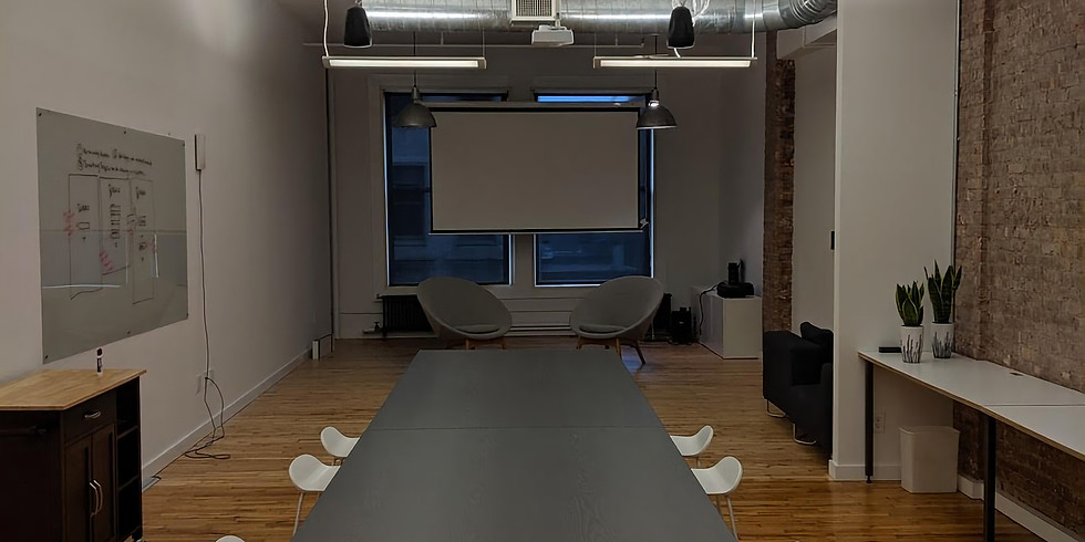 Product Immersion - NYC - Alpha HQ