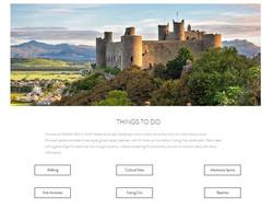 Argoed Farm Website