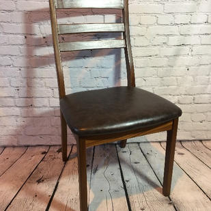 Retro Ladder Back Chair