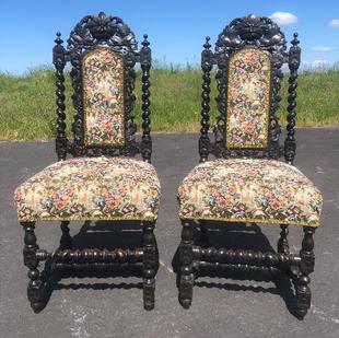 Greenman Decorative Chairs