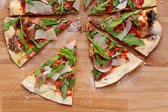 Pedazo de pizza