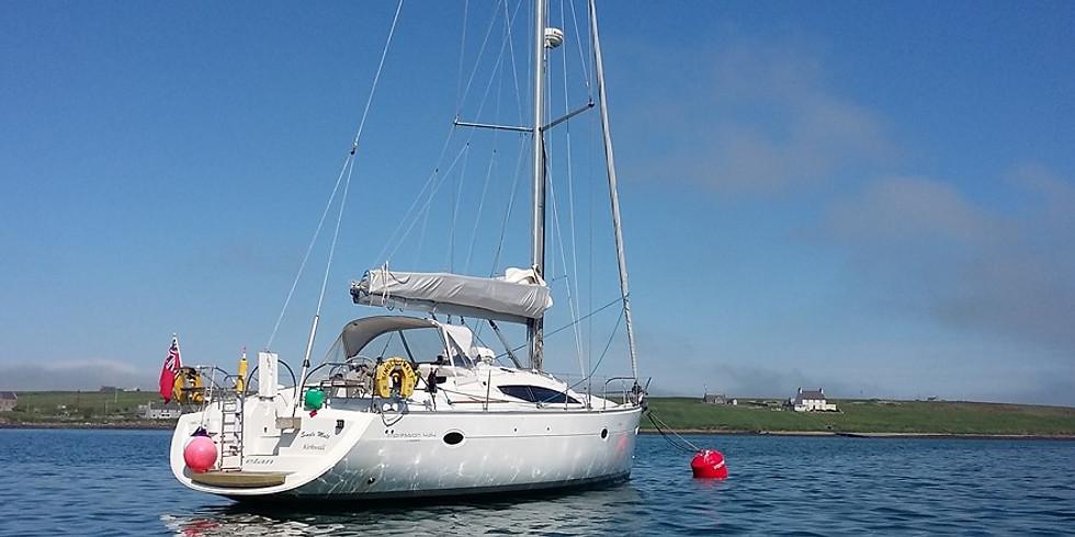Sailing Orkney - postponed