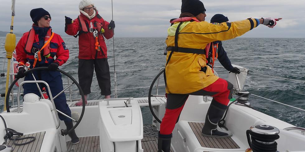 RYA Day Skipper and Comp Crew course (Full)