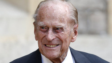 HRH The Duke Of Edinburgh dies